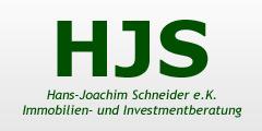 Hans-Joachim Schneider – Immobilien und Investmentberatung – Trebur
